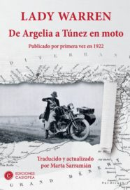 De Argelia a Tunez en moto