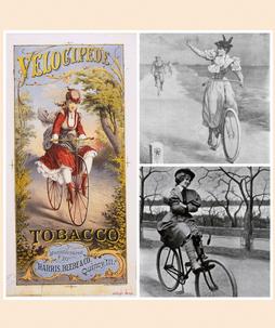 mujeres bicicleta